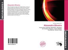 Capa do livro de Alexandre Oliveira