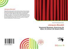 Jacques Boudet kitap kapağı