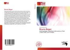 Couverture de Bruno Beger