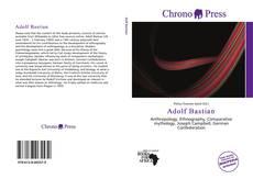 Couverture de Adolf Bastian