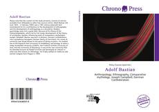 Bookcover of Adolf Bastian