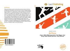 Bookcover of AJ Perez