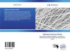 Buchcover von Adriano Ferreira Pinto