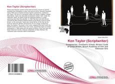 Bookcover of Ken Taylor (Scriptwriter)