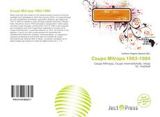 Bookcover of Coupe Mitropa 1983-1984