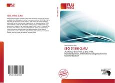 Bookcover of ISO 3166-2:AU