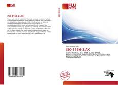 Bookcover of ISO 3166-2:AX
