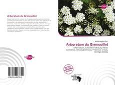 Bookcover of Arboretum du Grenouillet
