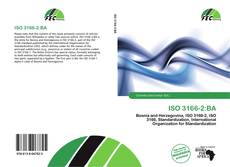 Bookcover of ISO 3166-2:BA
