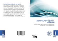 Bookcover of Donald Shanks (Bass-baritone)