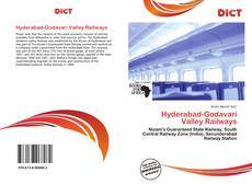 Portada del libro de Hyderabad-Godavari Valley Railways