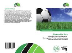 Alexander Aas的封面