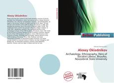Bookcover of Alexey Okladnikov