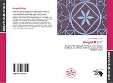 Bookcover of Amjad Kalaf