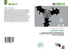Buchcover von Jackson Lago