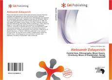 Bookcover of Aleksandr Zatayevich