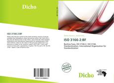 Bookcover of ISO 3166-2:BF