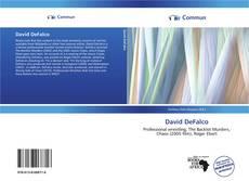 Bookcover of David DeFalco
