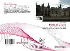 Bookcover of Blaise de Monluc