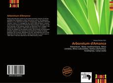 Обложка Arboretum d'Amance