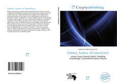 Couverture de Jimmy James (Comedian)