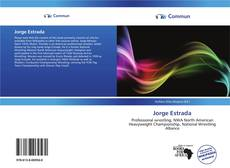 Bookcover of Jorge Estrada