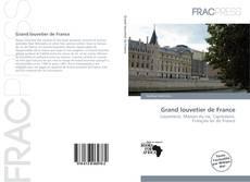 Bookcover of Grand louvetier de France