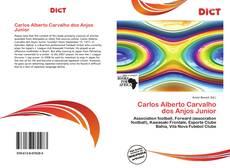 Carlos Alberto Carvalho dos Anjos Junior的封面