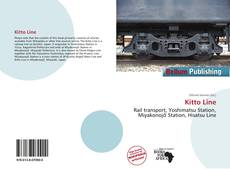 Kitto Line kitap kapağı