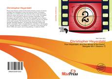 Bookcover of Christopher Heyerdahl