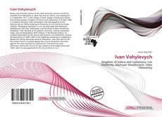 Copertina di Ivan Vahylevych
