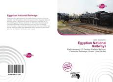 Portada del libro de Egyptian National Railways
