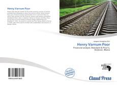 Buchcover von Henry Varnum Poor