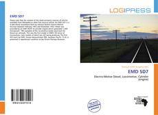 Bookcover of EMD SD7