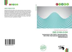 Bookcover of ISO 3166-2:CH