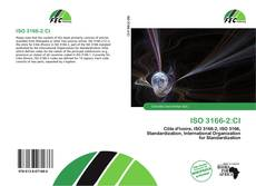 Bookcover of ISO 3166-2:CI