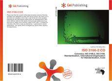 Bookcover of ISO 3166-2:CO