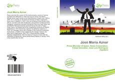 Bookcover of José María Aznar