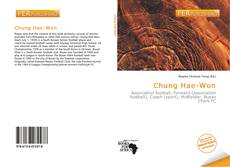 Bookcover of Chung Hae-Won