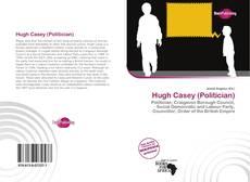 Bookcover of Hugh Casey (Politician)