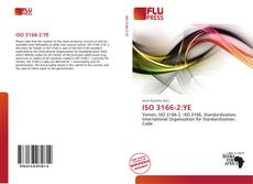 Bookcover of ISO 3166-2:YE
