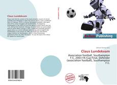 Bookcover of Claus Lundekvam