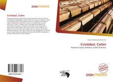 Cristóbal, Colón kitap kapağı