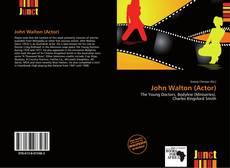 Borítókép a  John Walton (Actor) - hoz
