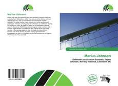 Buchcover von Marius Johnsen