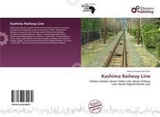 Kashima Railway Line kitap kapağı