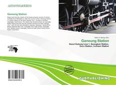 Bookcover of Ganeung Station