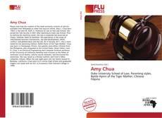 Bookcover of Amy Chua