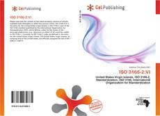 Bookcover of ISO 3166-2:VI