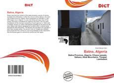 Borítókép a  Batna, Algeria - hoz
